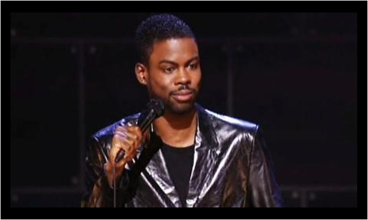 Chris rock blacker and bigger online dating 6