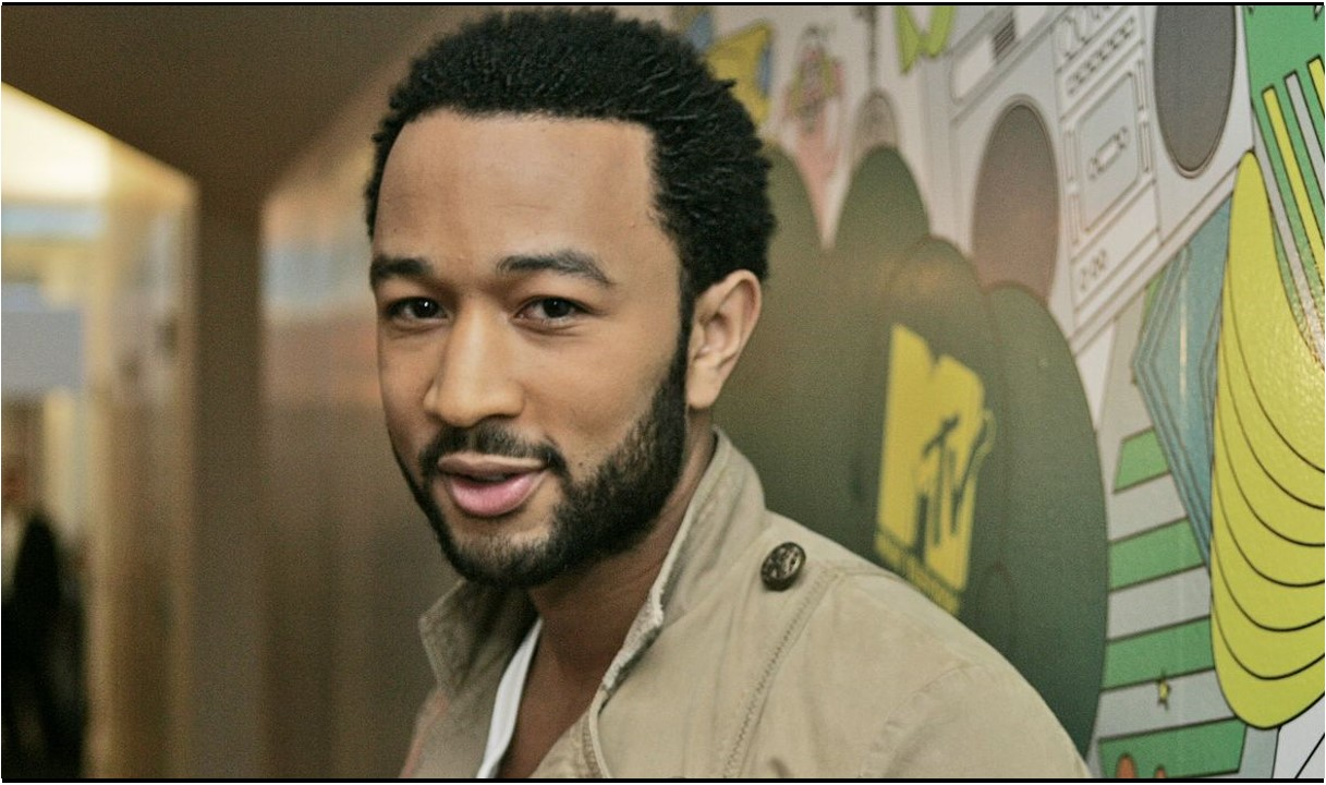 John Legend John Legend, Joins Tiffany Haddish, Common, Marlon Wayans, NE YO And More On IFC'S New Variety/Sketch Series Titled ' Sherman's Showcase'