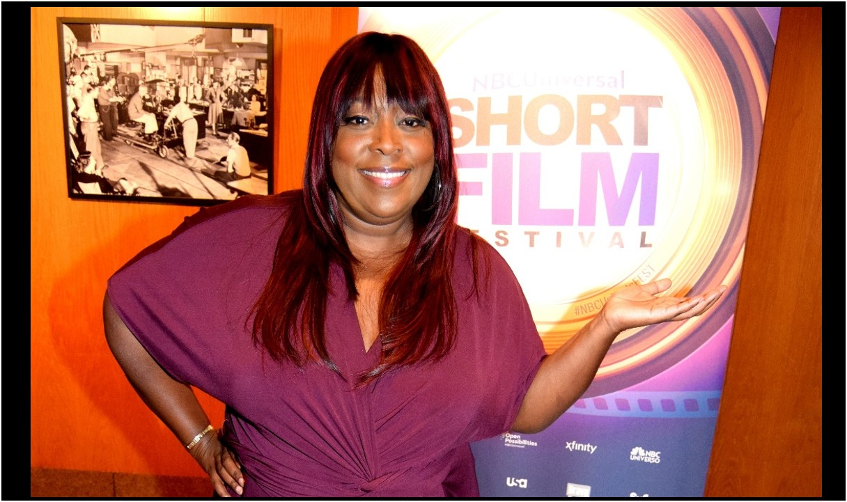 Loni Love 'The Real's Loni Love To Develop Autobiographical Comedy Series For Warner Bros. TV