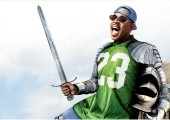 Martin Lawrence Black Knight