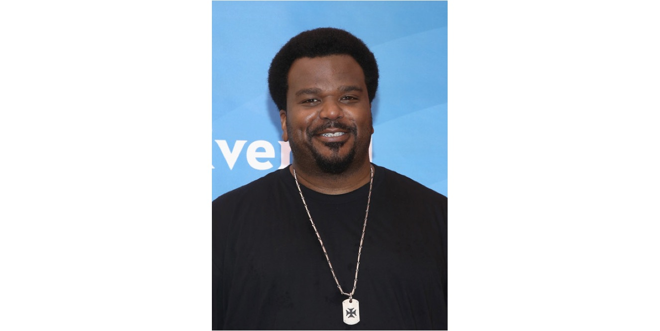CraigRobinson Craig Robinson Joins Robert Downey Jr. For The Live Action Animated Film 'The Voyage of Doctor Dolittle'