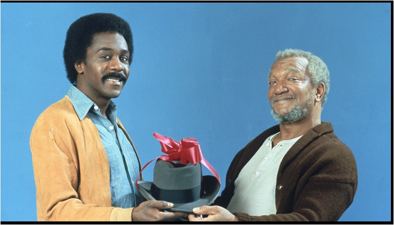 SanfordAndSOn On This Day In Comedy… In 1972 'Sanford And Son' Premiered On NBC!