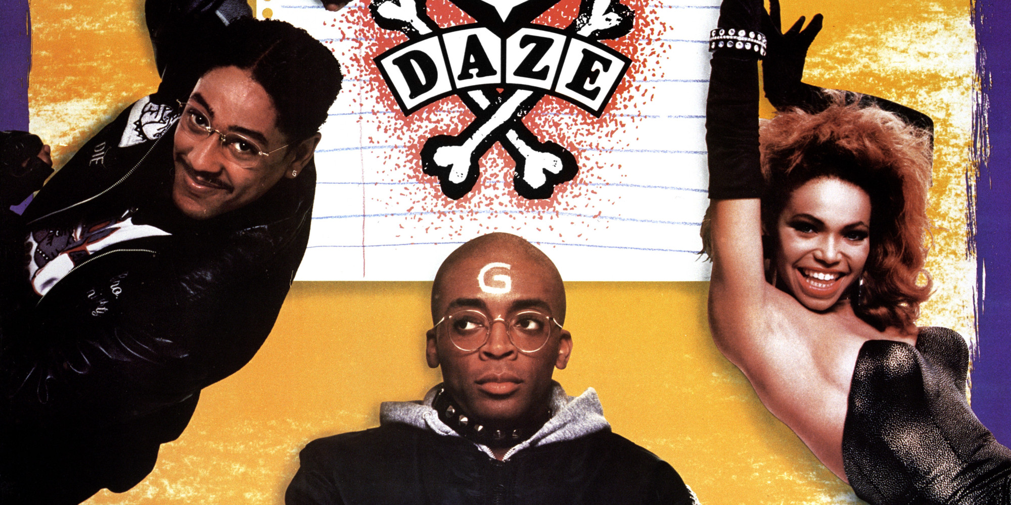 SchoolDaze On This Day In Comedy… In 1988 'School Daze' Was Released By Columbia Pictures!