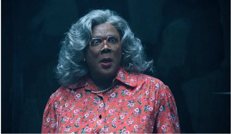 TylerPerry WATCH: New Teaser Trailer For Tyler Perry's New Comedy 'Boo 2! A Madea Halloween'!