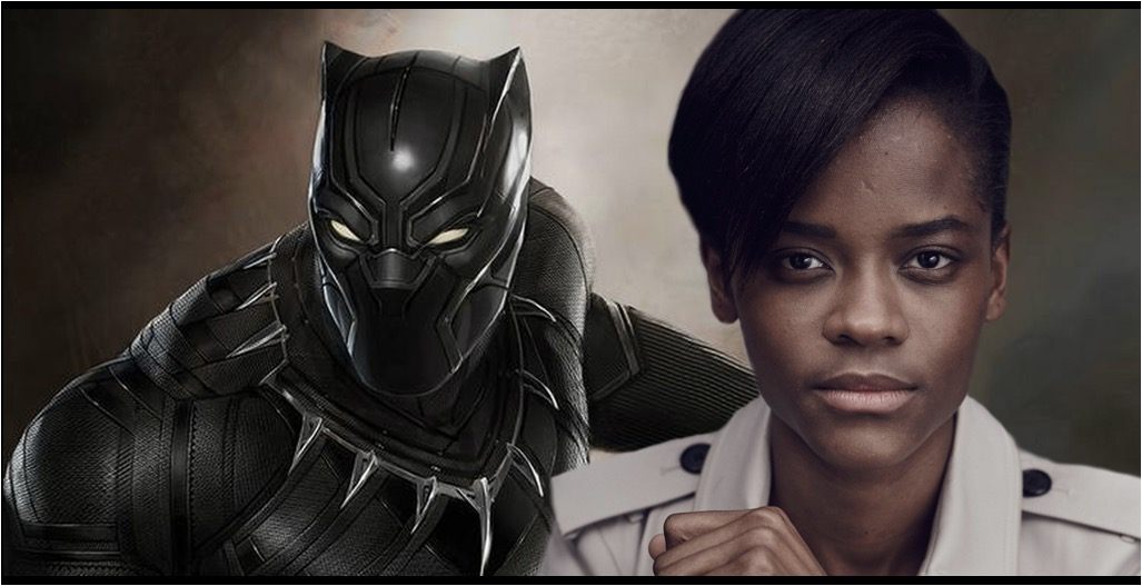 Letitia Wright  'Black Panther' Star Letitia Wright Added To Cast Of 'Avengers: Infinity War'