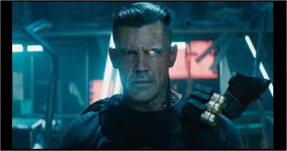 Cable WATCH: New 'Deadpool 2' Trailer Reveals More Of Cable Character And Terry Crews!