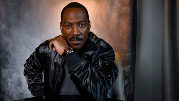 eddie 1 600x338 Eddie Murphy, Nia Long, And More To Be Honored At Critics Choice Celebration Of Black Cinema
